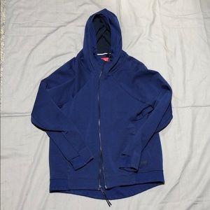Tops - Nike Woman's zip up hoodie